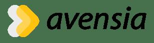 Avensia-logo-landscape-black